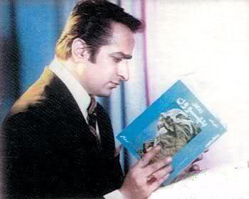 زنده یاد استاد محمود محمودی خوانساری